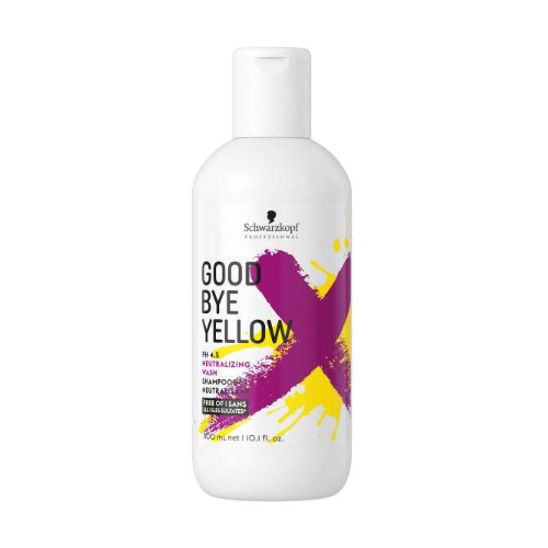 Goodbye Yellow Shampoo (300ml)