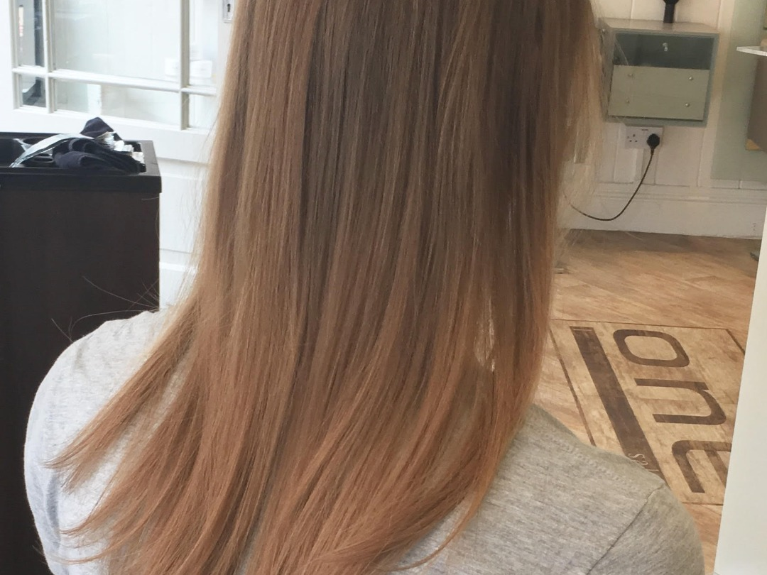 Thin, fine or limp hair? Try Tape Hair Extensions.
