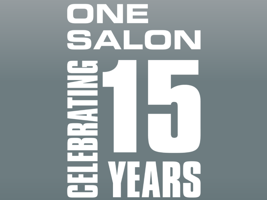One Salon is 15!