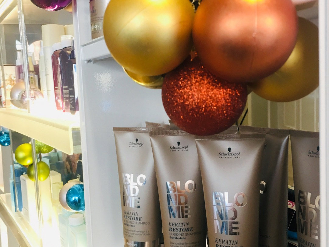 Gift ideas from One Salon.