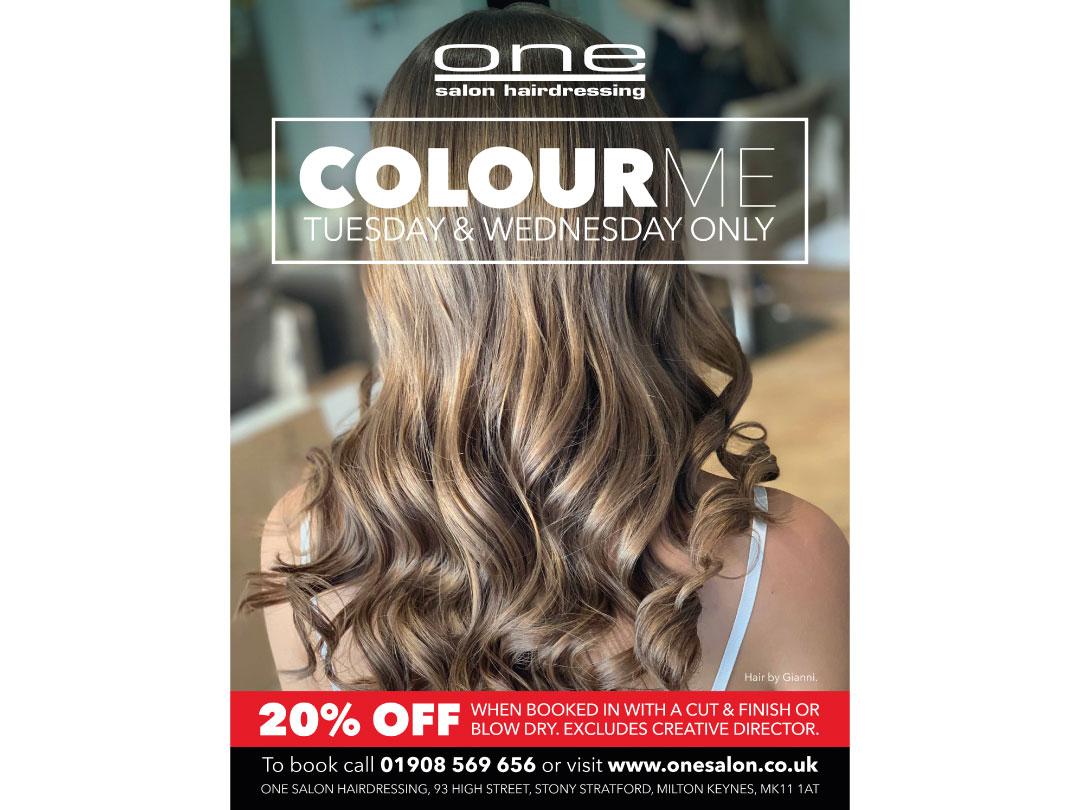 Colourme Offer