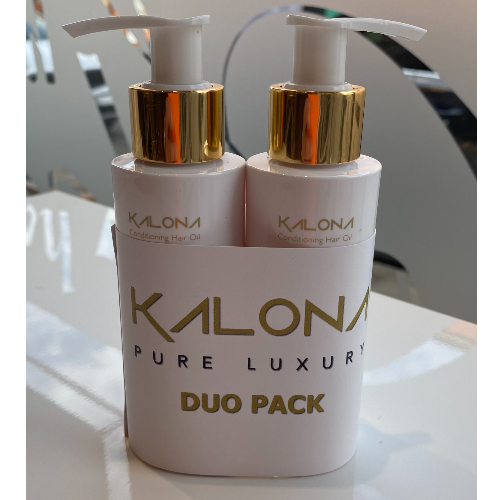 Conditioning Hair Oil Duo