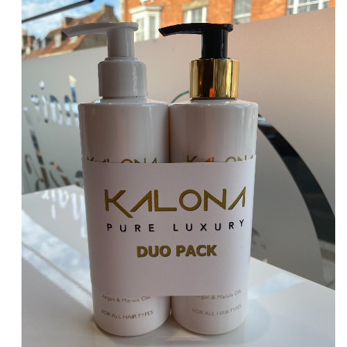 Moisturising Shampoo and Conditioner Duo