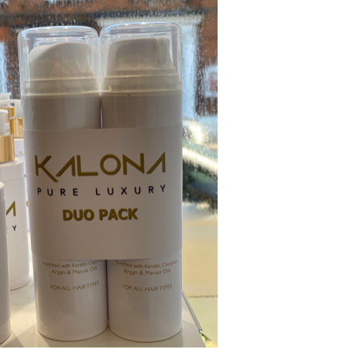 Hydrating Keratin Mask Duo